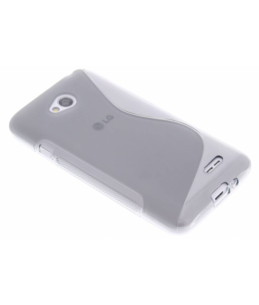 Grijs S-line TPU hoesje LG L70