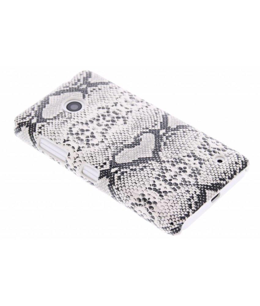 Slangen design hardcase Nokia Lumia 630 / 635
