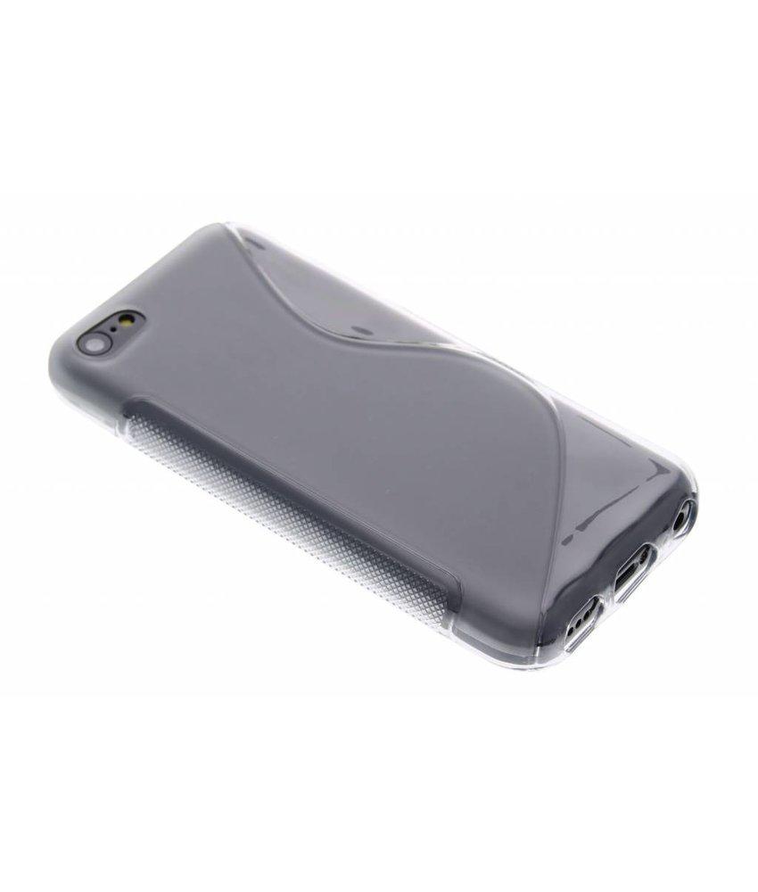 Grijs S-line TPU hoesje iPhone 5c