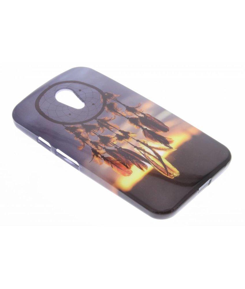 Design TPU siliconen hoesje Motorola Moto G 2nd Gen 2014