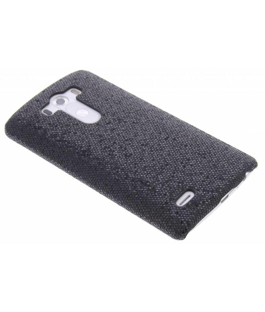 Zwart glamour design hardcase hoesje LG G3
