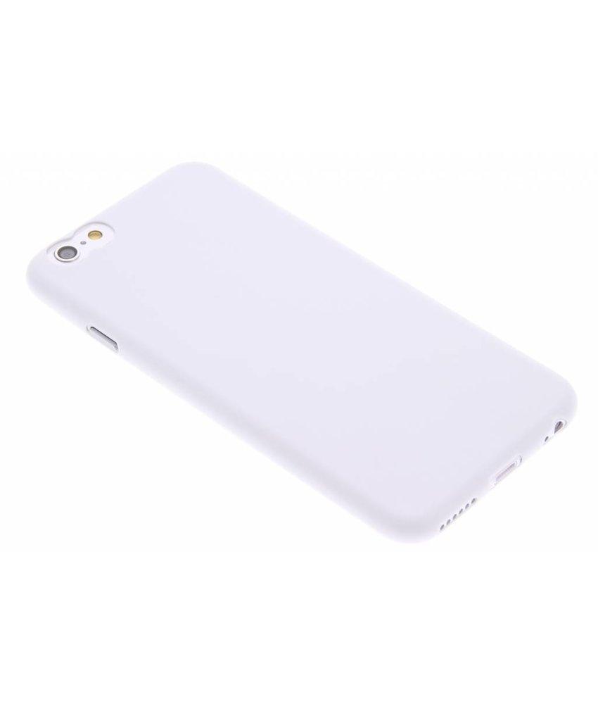 Muvit ThinGel TPU hoesje iPhone 6 / 6s - wit