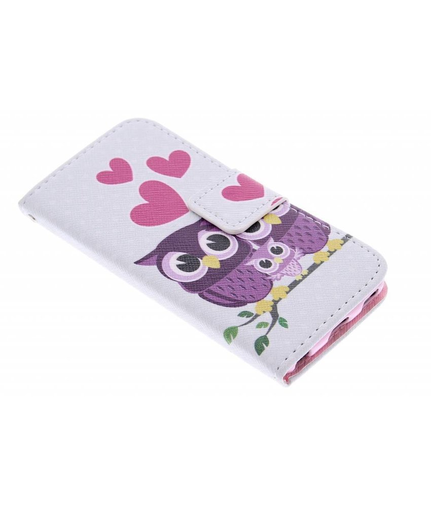 Design TPU bookype hoes iPod Touch 5g / 6
