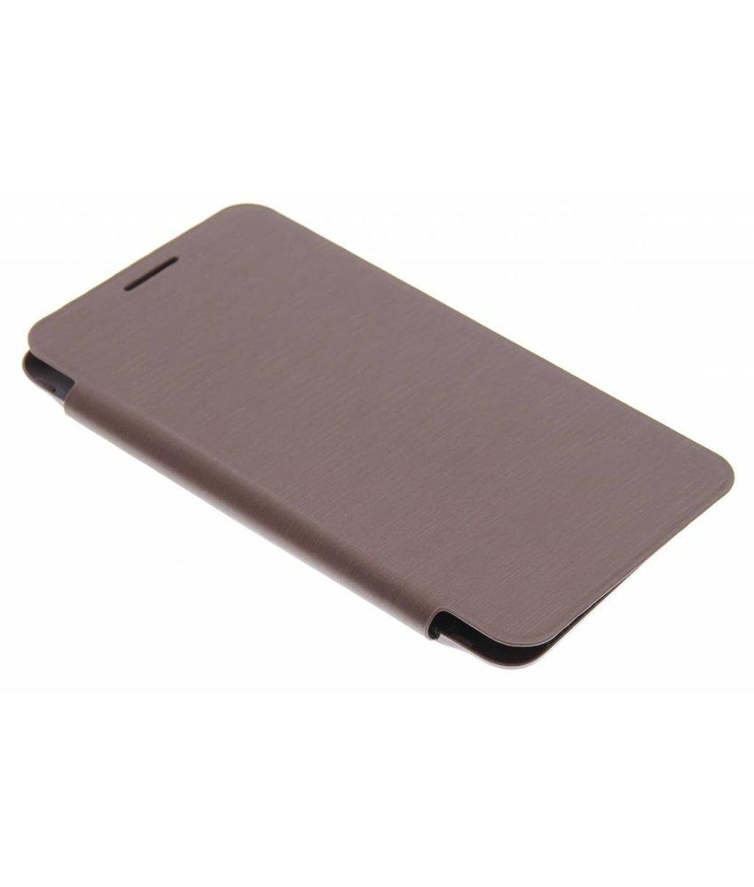Bruin flipcover Samsung Galaxy Core 2