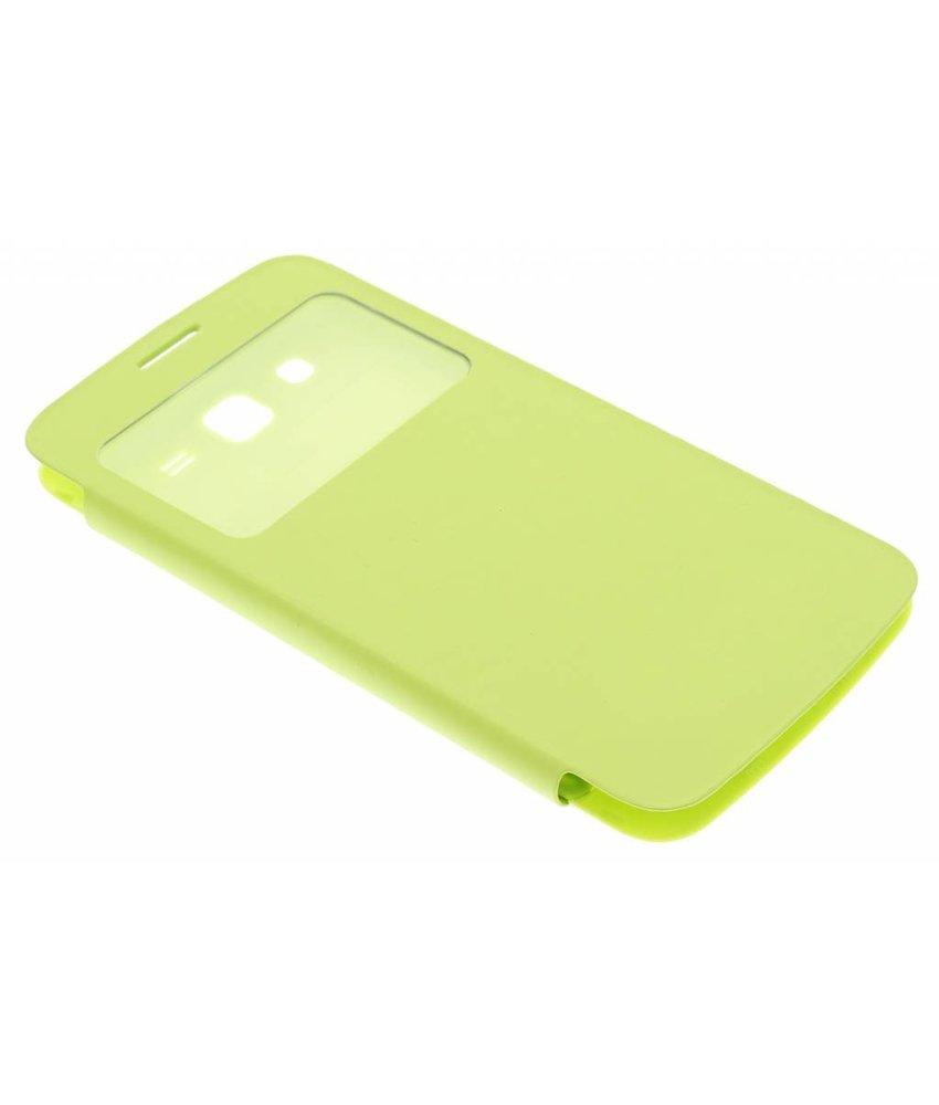 Flipcover met venster Samsung Galaxy Grand 2