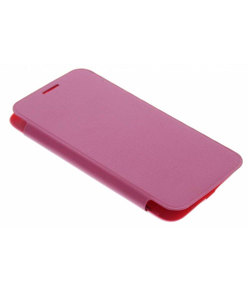 Fuchsia flipcover Samsung Galaxy S5 Mini