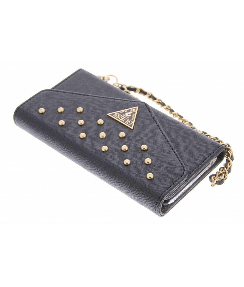Guess Studded Wallet Clutch Case iPhone 6 / 6s - zwart