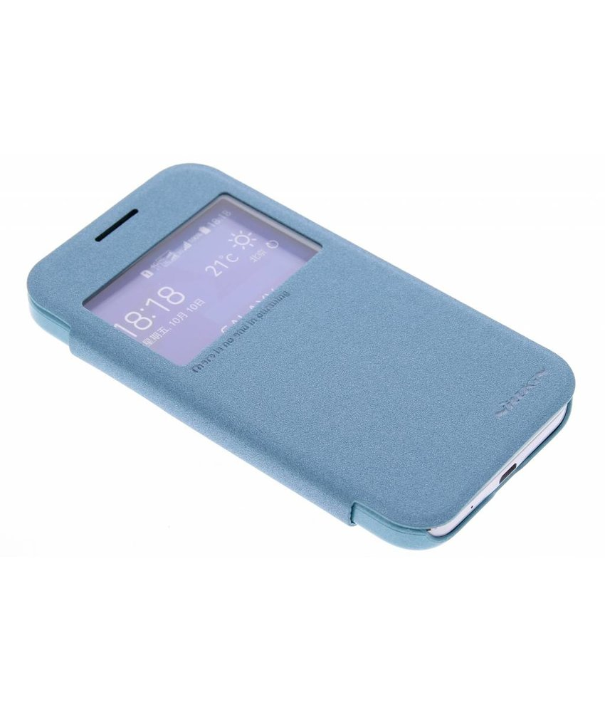 Nillkin Sparkle slim booktype Samsung Galaxy Core Prime - Turquoise