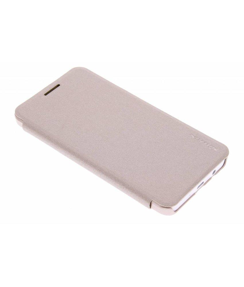 Nillkin Sparkle slim booktype hoes Samsung Galaxy A3 - Goud