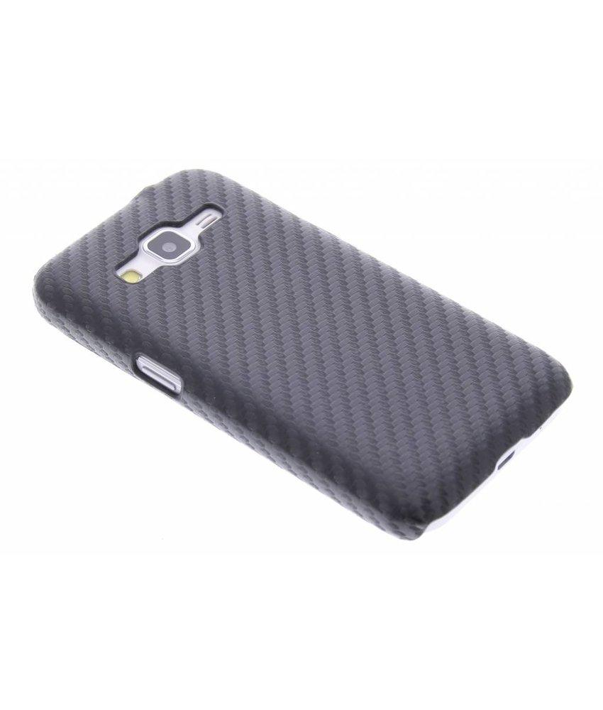 Carbon look hardcase hoesje Samsung Galaxy Core Prime