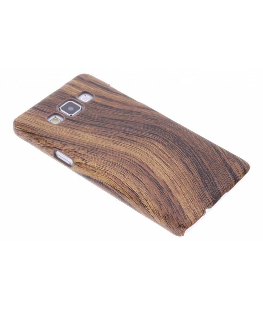Hout design hardcase hoesje Samsung Galaxy A5