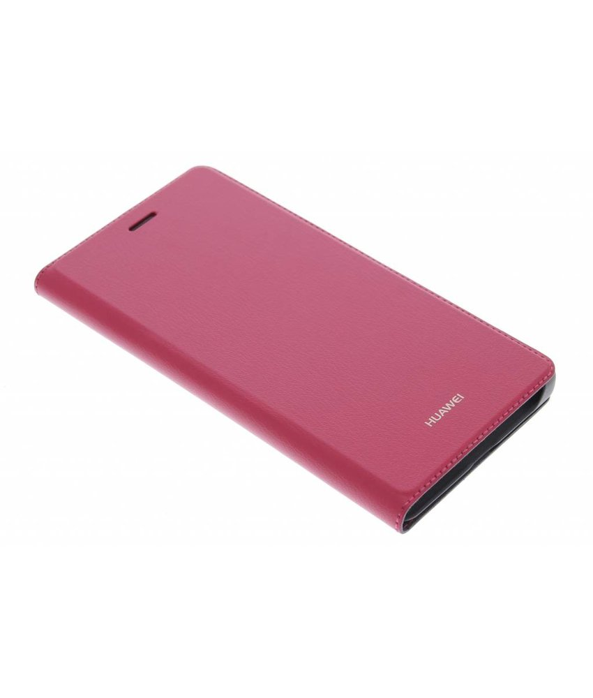 Huawei Flip Cover Huawei P8 Lite - Red