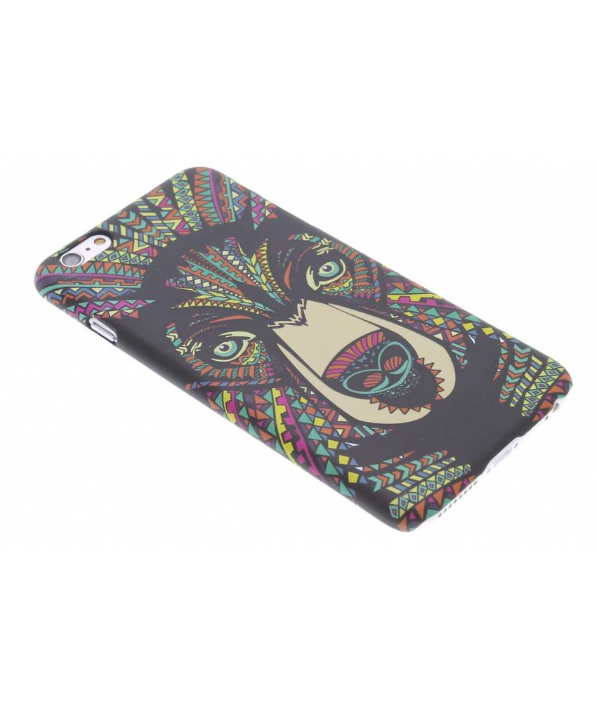 Aztec animal design hardcase hoesje iPhone 6(s) Plus