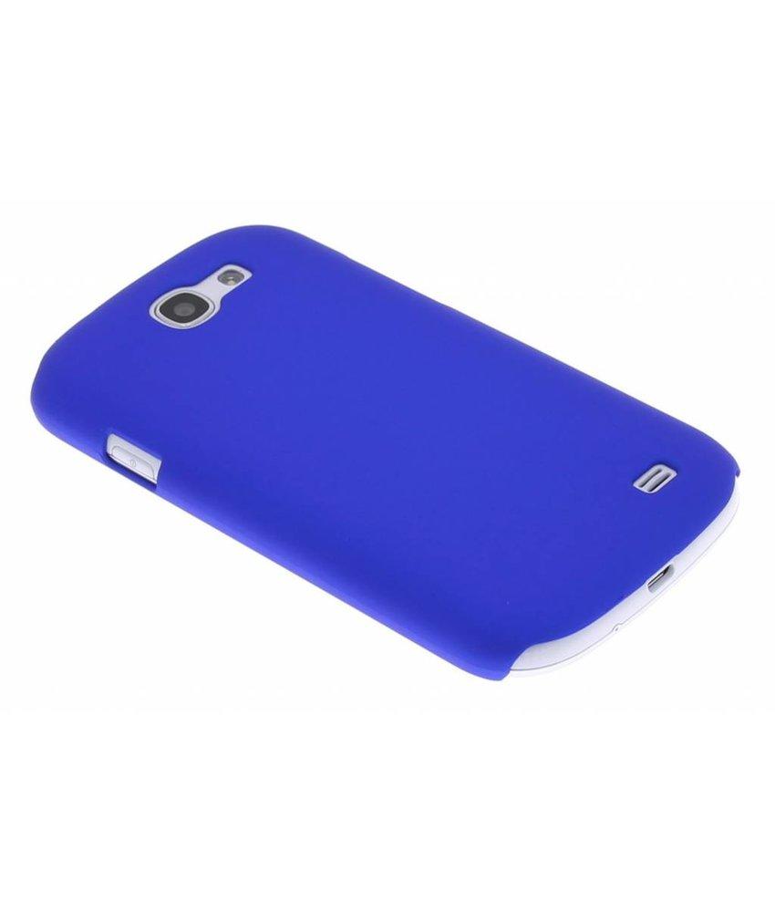 Blauw effen hardcase Samsung Galaxy Express