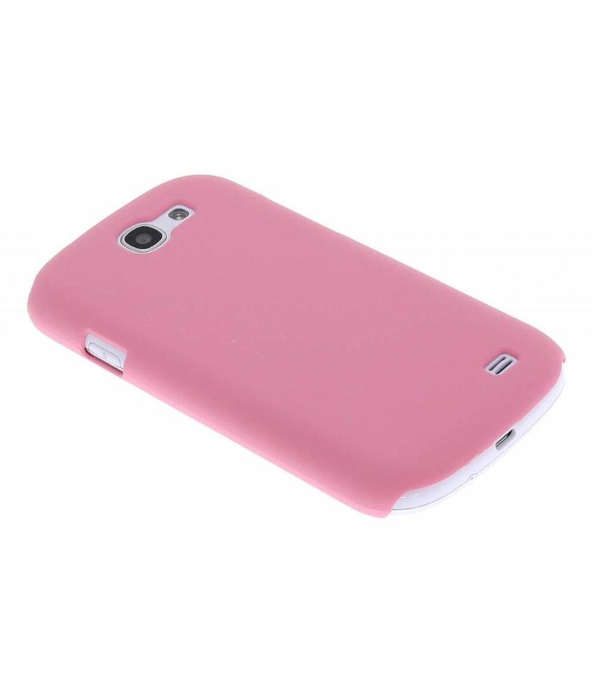 Roze effen hardcase Samsung Galaxy Express