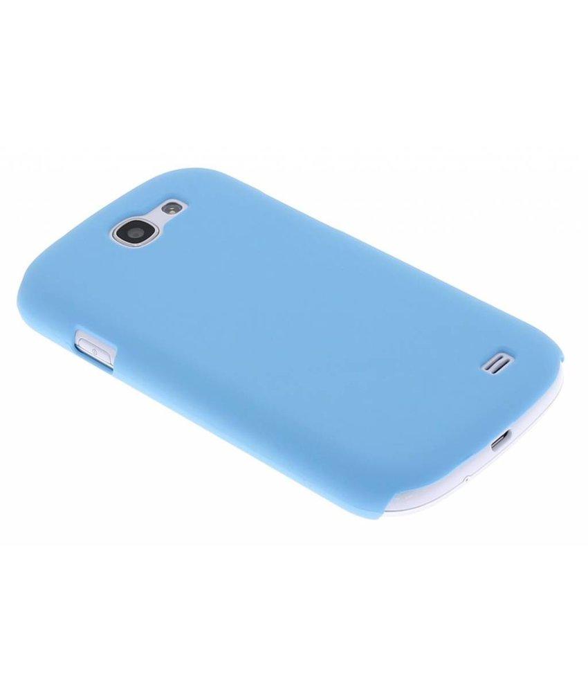 Turquoise effen hardcase Samsung Galaxy Express