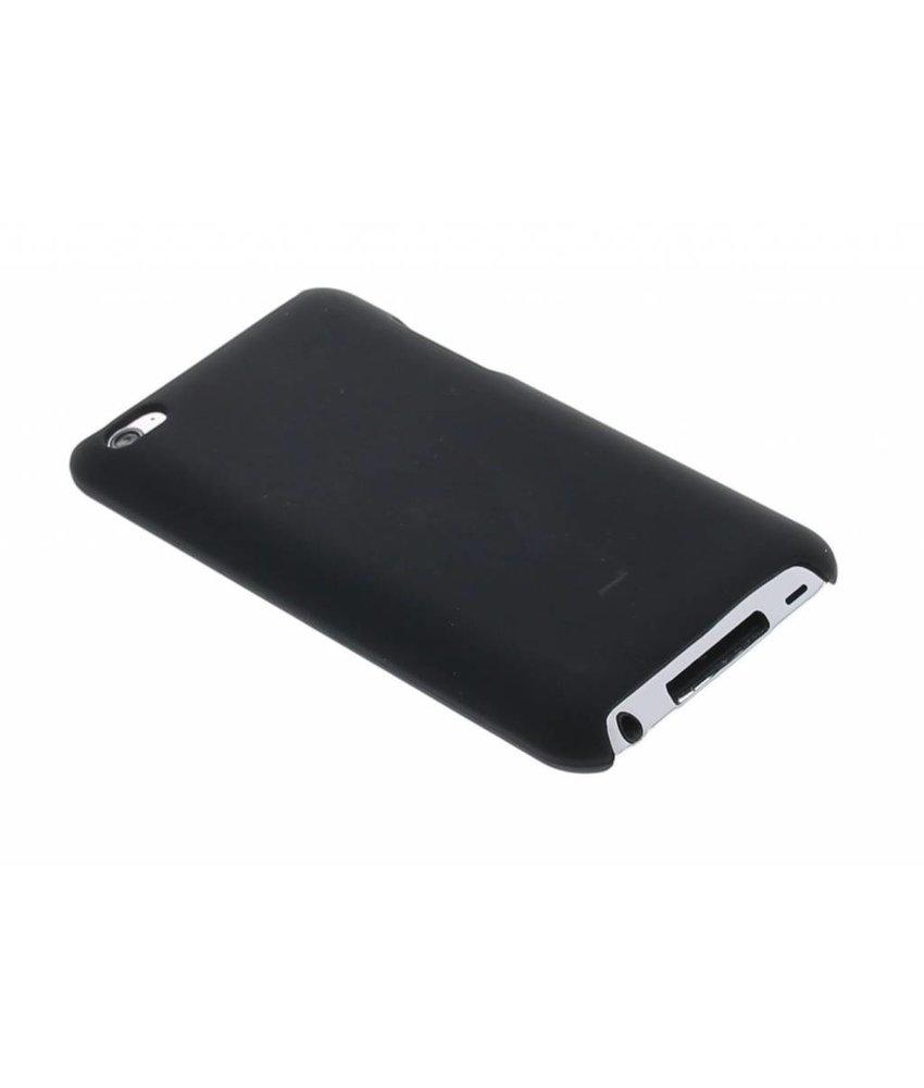 Zwart effen hardcase iPod Touch 4g