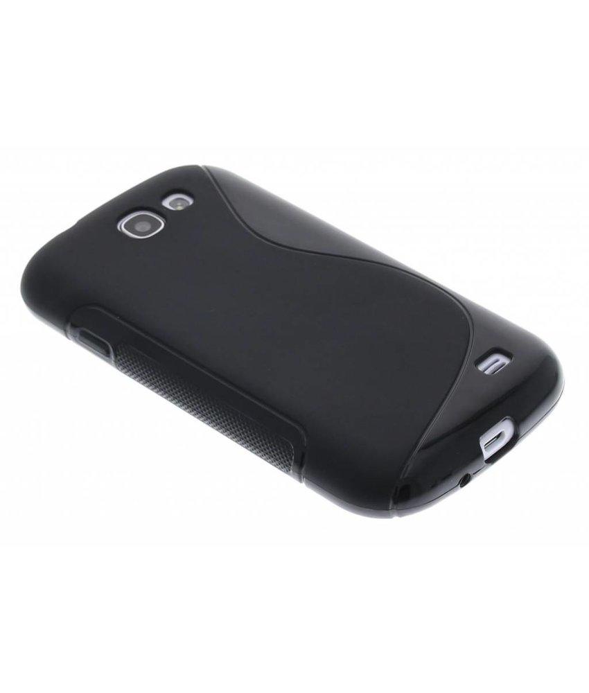 Zwart S-line TPU hoesje Samsung Galaxy Express