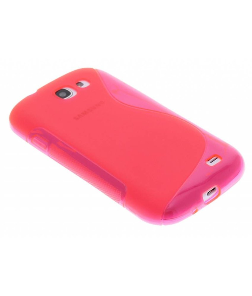 Rosé S-line TPU hoesje Samsung Galaxy Express