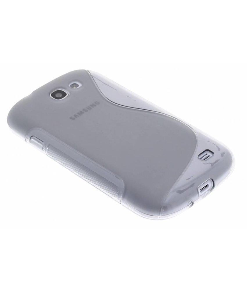 Grey S-line TPU hoesje Samsung Galaxy Express