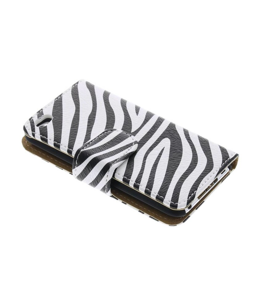 Zebra booktype hoes iPod Touch 4g