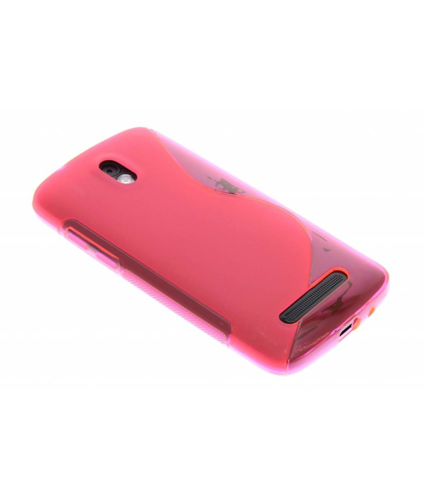 Rosé S-line TPU hoesje HTC Desire 500