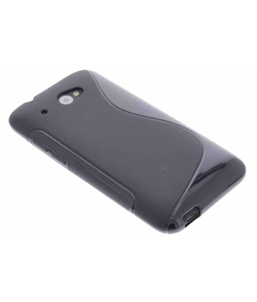 Zwart S-line TPU hoesje HTC Desire 601