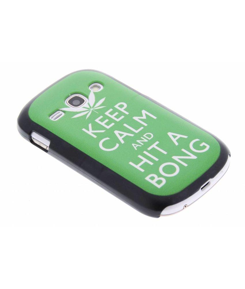 Keep Calm design hardcase Samsung Galaxy Fame