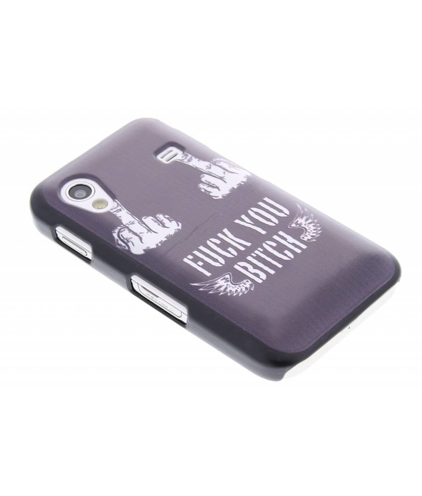 Stoer design hardcase hoesje Samsung Galaxy Ace