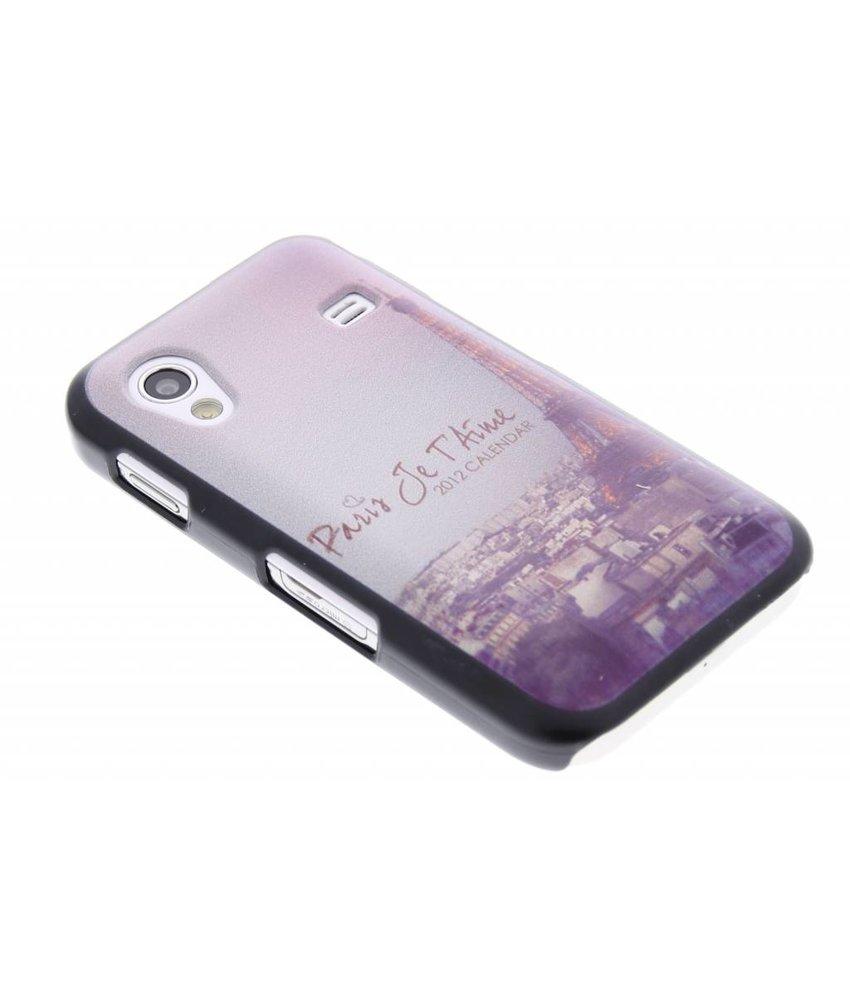 Je T'aime design hardcase hoesje Samsung Galaxy Ace
