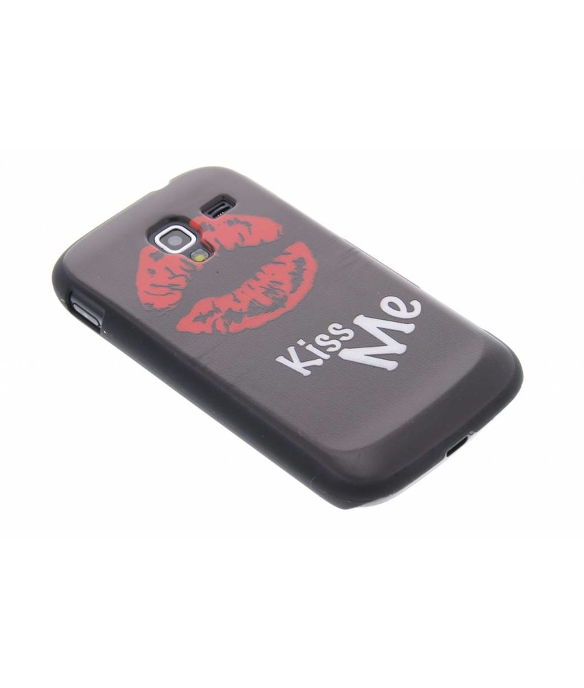 Kiss Me mat hardcase Samsung Galaxy Ace 2