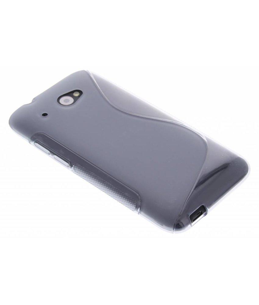 Grijs S-line TPU hoesje HTC Desire 601