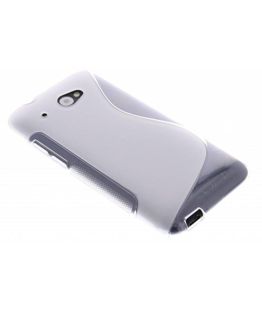 Transparant S-line TPU hoesje HTC Desire 601