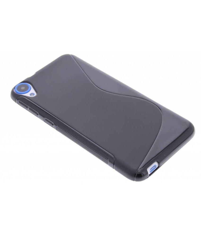 Zwart S-line TPU hoesje HTC Desire 820