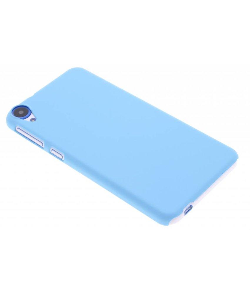 Turquoise effen hardcase hoesje HTC Desire 820