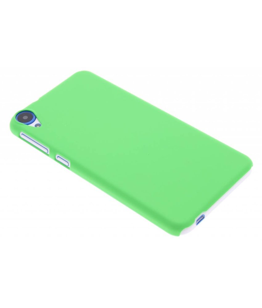 Groen effen hardcase hoesje HTC Desire 820