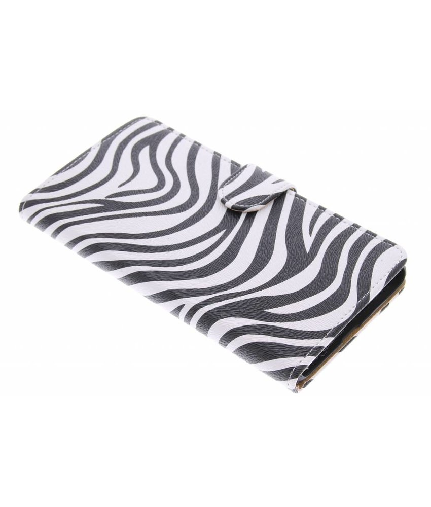 Zebra booktype hoes Huawei Ascend Mate 7