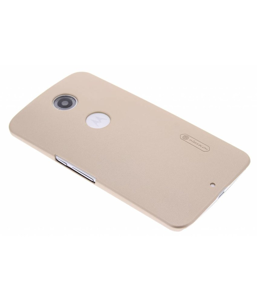 Nillkin Frosted Shield hardcase Motorola Nexus 6