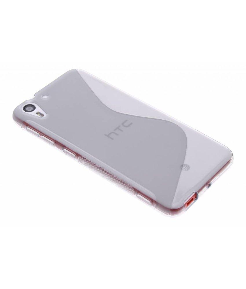 Grijs S-line TPU hoesje HTC Desire Eye