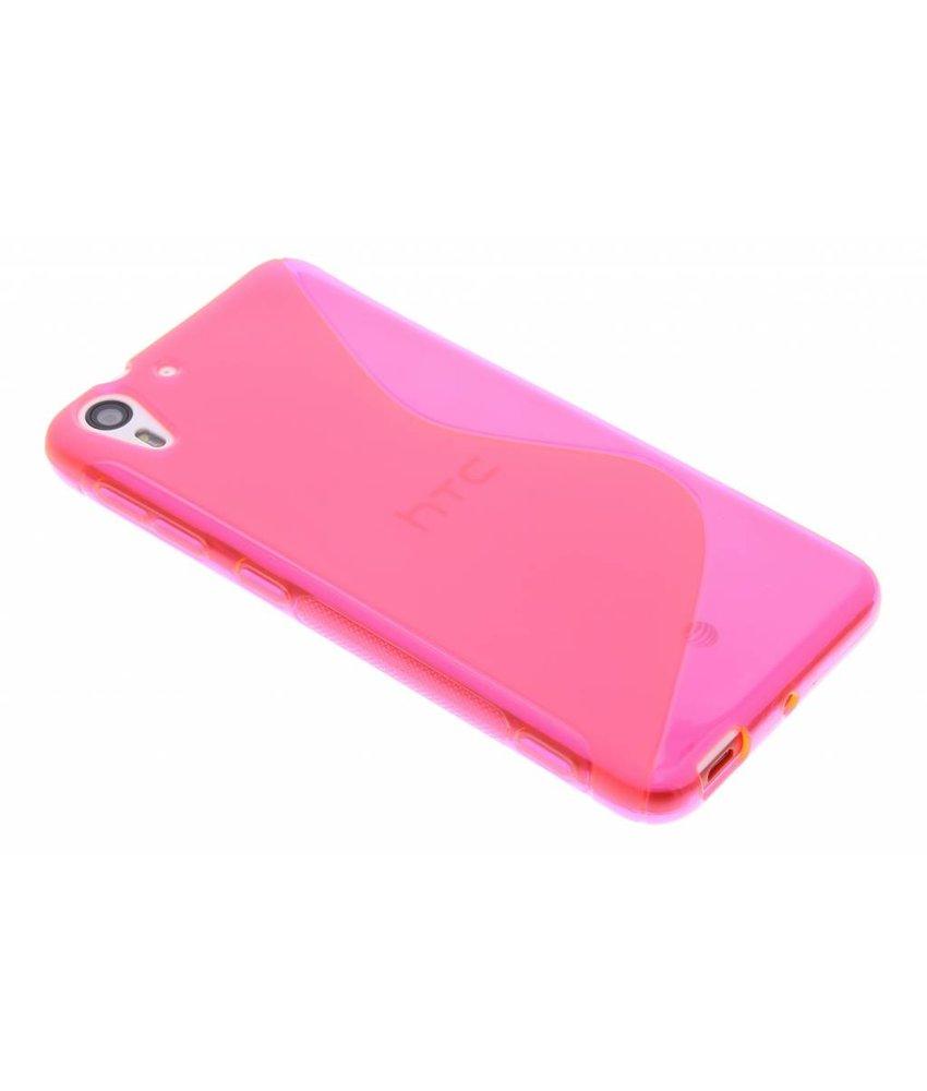Rosé S-line TPU hoesje HTC Desire Eye