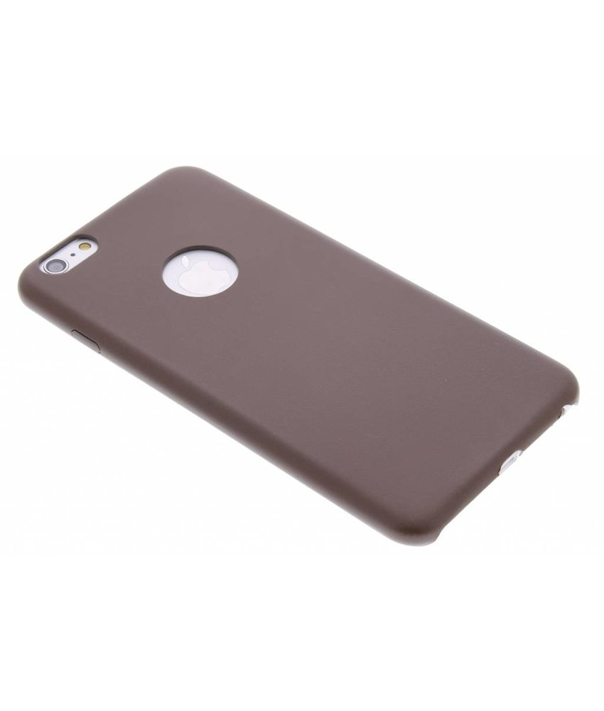 Flexibel TPU hardcase hoesje iPhone 6(s) Plus