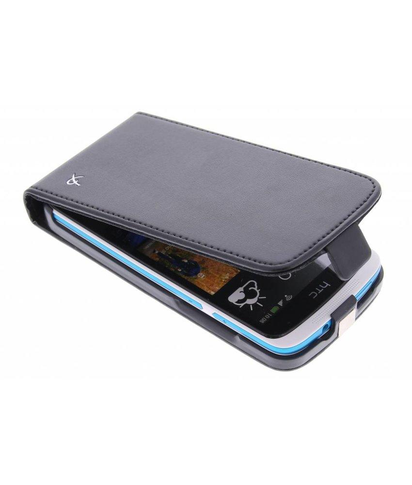 Dolce Vita Flipcase HTC Desire 500 - zwart