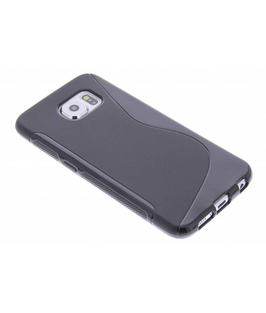 Zwart S-line TPU hoesje Samsung Galaxy S6