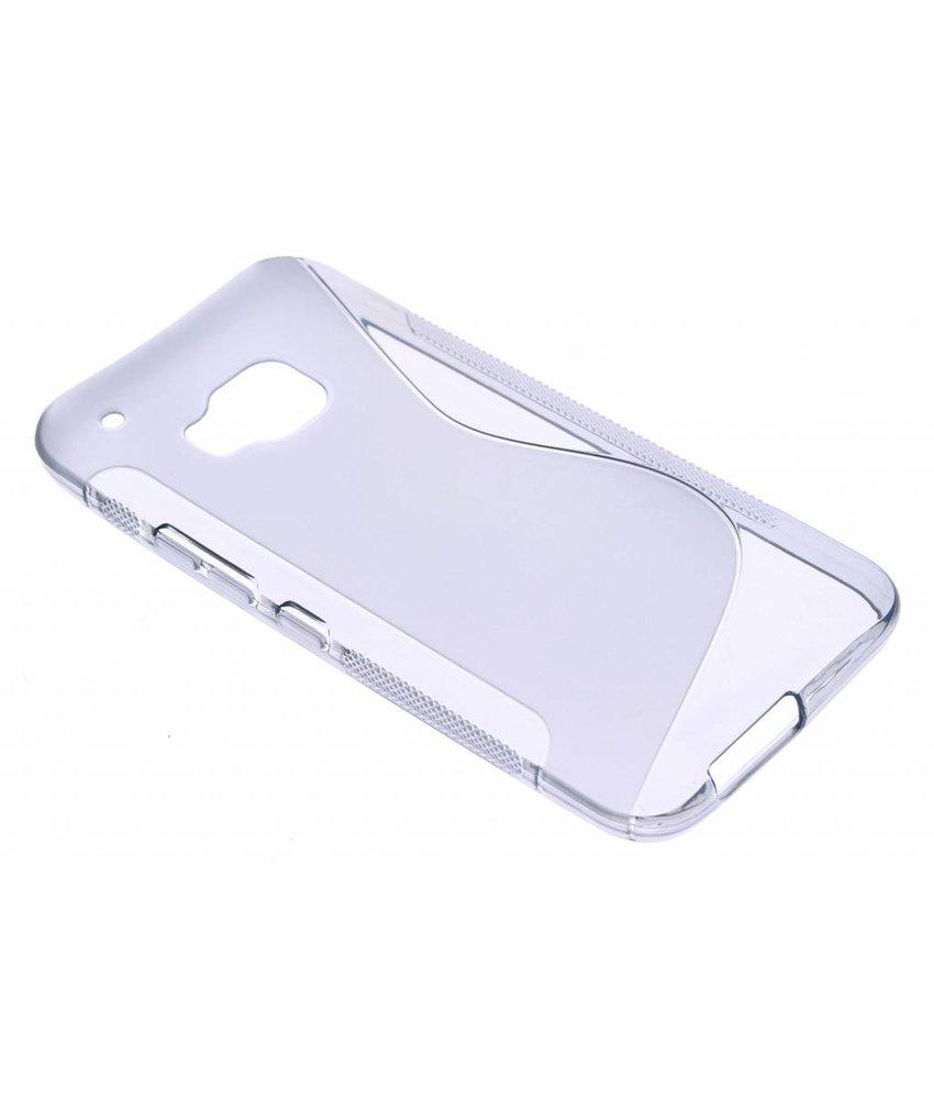 Grijs S-line TPU hoesje HTC One M9