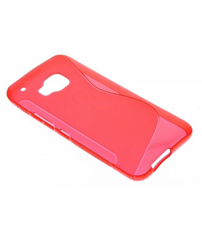 Rood S-line TPU hoesje HTC One M9