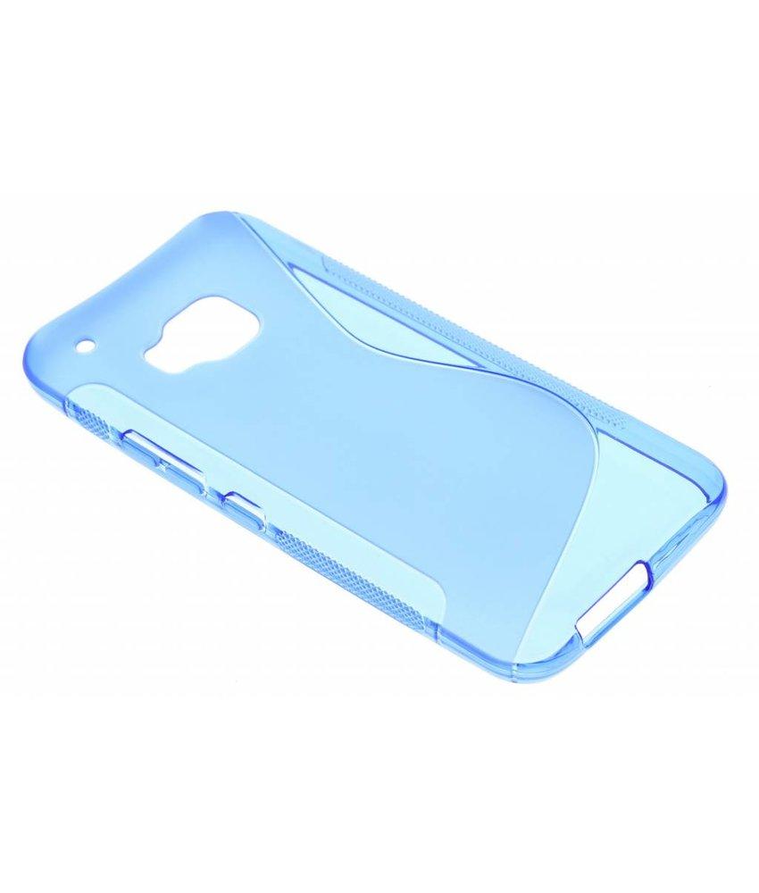 Blauw S-line TPU hoesje HTC One M9