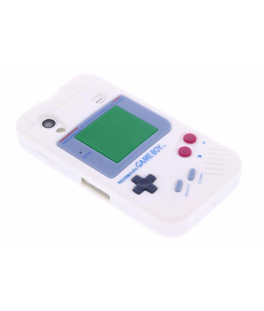 Gameboy design siliconen hoesje Samsung Galaxy Ace