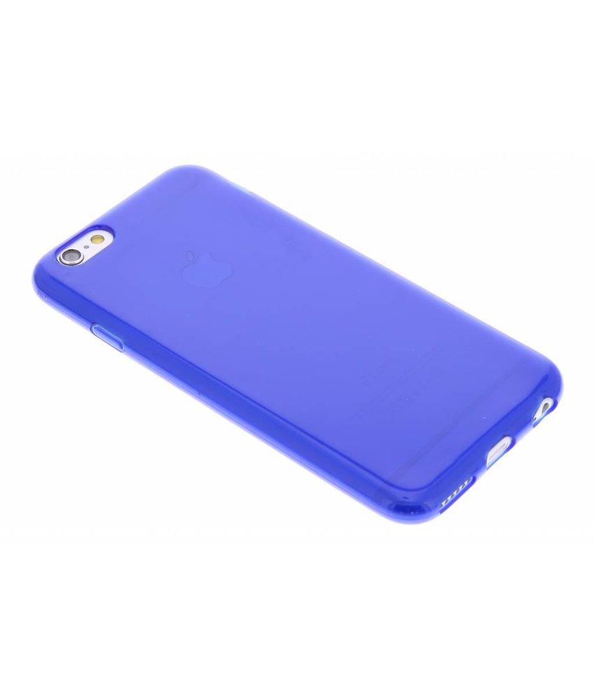 Dolce Vita Smooth TPU Case iPhone 6 / 6s - Blauw