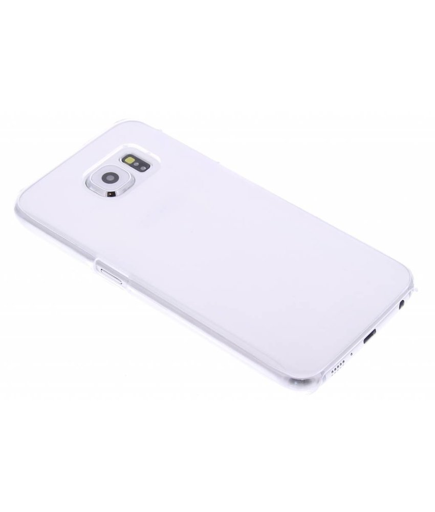Muvit Clear Back Case Samsung Galaxy S6