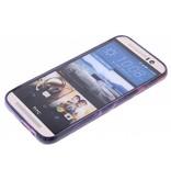 Hakuna Matata design TPU siliconen hoesje voor de HTC One M9